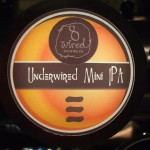 8 Wired 'Underwired', tap badge