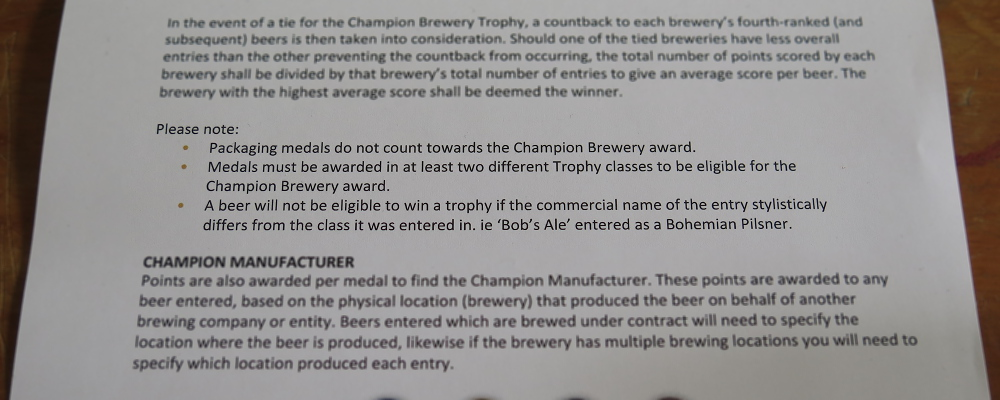 Brewers Guild of New Zealand 2015 Awards Guide