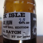Black Isle's white label