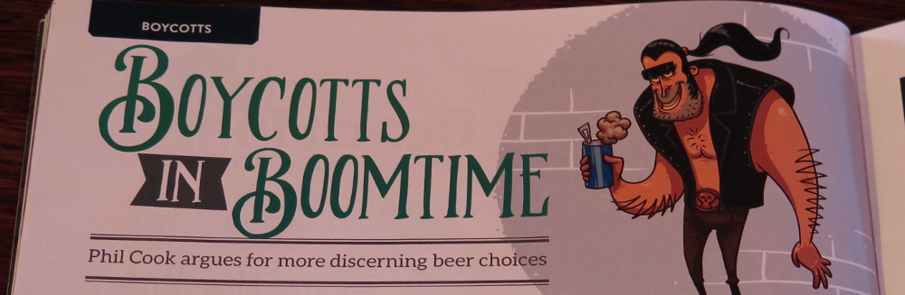 The header from my Pursuit of Hoppiness piece (Summer 2016, p60)