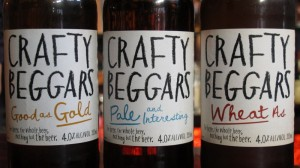 Crafty Beggars bottles
