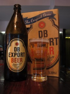DB 'Export Beer'