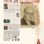 DB Export Beer ad, 'How To Lose An Election'