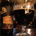 Deschutes 'Hop in the Dark', signed