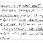 Invercargill 'Pitch Black' Stout