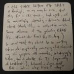 Diary II entry #2xx, 666 'Black Se7en' IPA
