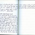 Diary III, page 36