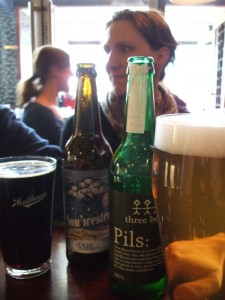 Dux de Lux Souwester & Three Boys Pils