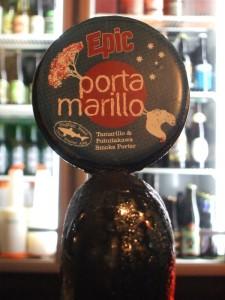 Epic 'Portamarillo' tap badge