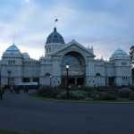 The Royal Exhibition Building (Melbourne, 3 June 2012)
