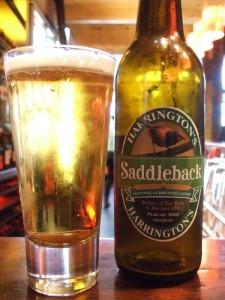 Harrington's 'Saddleback'