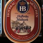 Hofbrau Maibock's Reinheitsgebotty tap badge