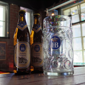 Two ulitmately-neglected Hofbraus. (Golding's Free Dive, 24 December 2015)