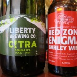 Liberty 'C!tra' and Twisted Hop 'Red Zone Enigma'