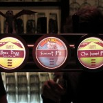Three-of-many Liberty tap badges