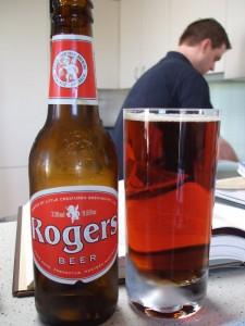 Little Creatures 'Rogers Beer'