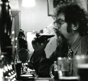 Michael Jackson in the pub (credit unknown)