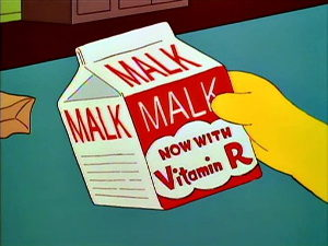 Malk, from The Simpsons s06e21 'The PTA Disbands'