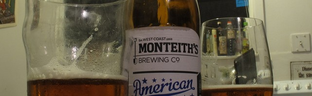 "Monteith's ""American Pale Ale"""