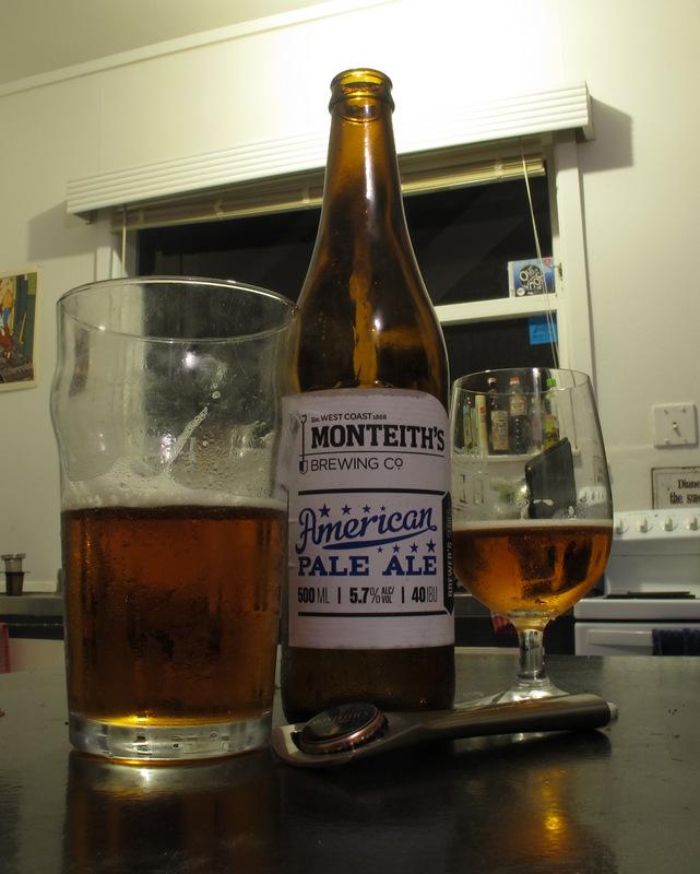 Galbraith piss brewery