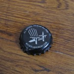 Muskoka bottlecap (George's house, 19 January 2014)