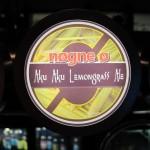 Nøgne Ø 'Aku Aku Lemongrass Ale', tap badge