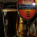 Raindogs 'Apothecary', on the pump