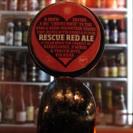 'Rescue Red' tap badge