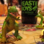 Rex Altercation (Table Top Day, 30 March 2013)