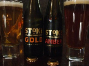 Stoke 'Gold' & 'Amber'