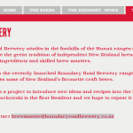 The Brewery blurb