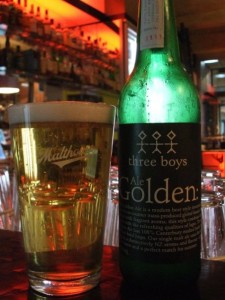 Three Boys Golden Ale