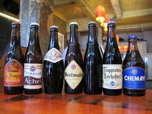 A Full Trappist Dance Card