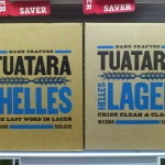 Tuatara Helles / Lager (New World Chaffers, 11 Jan 2014)