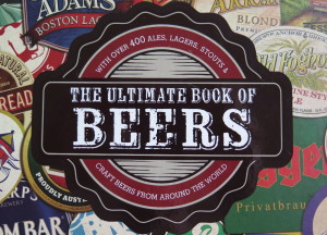 'The Ultimate Book of Beers' (2014) — here under fair use for criticism / comment