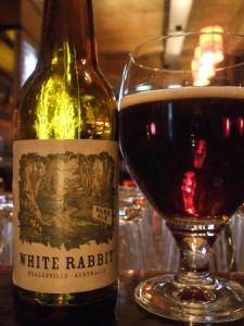 White Rabbit 'Dark Ale'