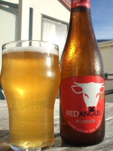 William Bull 'Red Angus' Pilsener
