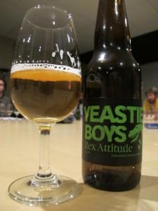 Yeastie Boys 'Rex Attitude'