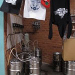 Young Henrys bar: More merch, and kegs (Newtown, Sydney, 28 December 2013)